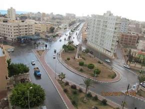 الإسكندراني: تطوير وتجميل شوارع وميادين مدينة مرسى مطروح