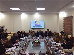 """جامعة مطروح.. بدء تفعيل المبادرة الرئاسية """"صنايعية مصر"""" والمشاركة في المؤتمر المصري للبحث العلمي"""