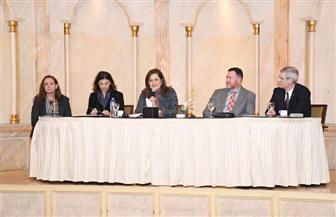 """""""التخطيط"""" تفتتح أول برنامج في الشرق الأوسط للقيادة التنفيذية للمرأة بالجهاز الإداري   صور"""