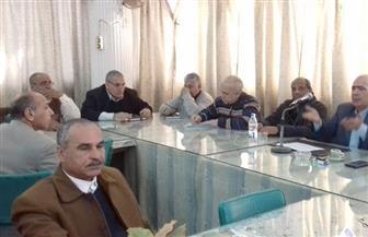 اجتماع تنفيذي لمديرية الزراعة بالشرقية لمحاربة التعدي على الأراضي الزراعية| صور