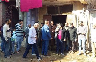 محافظ كفرالشيخ يوجه بحل مشكلة الصرف الصحي بقرية محلة القصب  صور