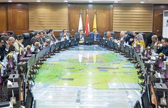 """مجلس جامعة بني سويف: وضع آليات لتنفيذ مبادرة الرئيس السيسي """"صنايعية مصر"""""""