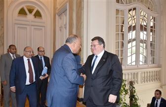 تكنولوجيا المعلومات والسياحة والاصلاح الاقتصادى.. أبرز ما جاء في مباحثات وزيرا خارجية مصر وليتوانيا