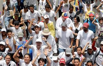 عشرات الآلاف من مؤيدي ومعارضي مادورو يتظاهرون في شوارع كراكاس