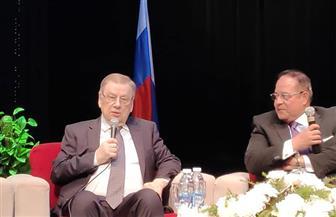 سفير روسيا بالقاهرة: علاقاتنا مع مصر في ذروتها.. ووالداي يعتبرانها بلدهما الثاني