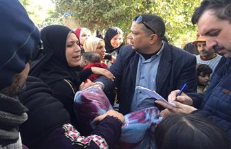 """""""مستقبل وطن"""" ينظم قافلة طبية في قرية """"البصارطة"""" بدمياط   صور"""