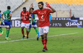 أول تصريح لحسين الشحات عقب إحراز أول أهدافه مع الأهلي