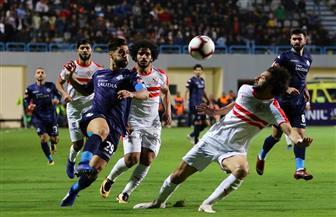 تعرف على تشكيل الزمالك أمام بيراميدز في نهائي كأس مصر |فيديو