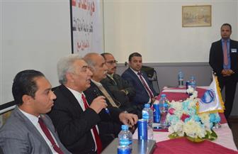 مستقبل وطن في بني سويف يطلق فعاليات دورة إعداد القادة | صور