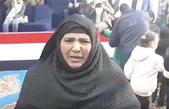 دموع الأمهات تسبق فرحتهن بخروج أبنائهن بالعفو الرئاسي |  فيديو