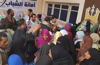 """""""مستقبل وطن"""" بقنا يوزع 300 بطانية ولحاف للأسر الأكثر احتياجا بمركز فرشوط"""
