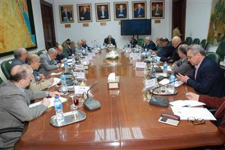اجتماع اللجنة التنسيقية لمشروع تطوير الري الحقلي بعد إعادة تشكيلها  صور