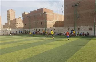 """""""مستقبل وطن"""": تنظيم دورة كرة قدم رمضانية كبرى في جميع مراكز مطروح"""
