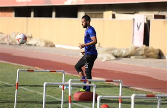 """حسام عاشور يستكمل برنامجه التأهيلي في """"الأهلي"""""""