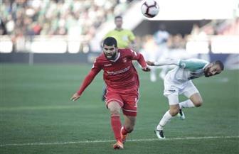 النجم الساحلي يفوز على الرجاء المغربي بذهاب ربع نهائي كأس زايد للأندية
