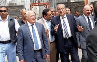 اليوم.. وزير التموين ومحافظ بورسعيد يفتتحان مجمع إدارات التموين وسوق الأسماك الجديدة