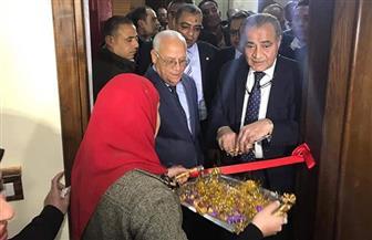 وزير التموين يفتتح أول مركز تمويني لخدمة ذوي الهمم في بورسعيد | صور