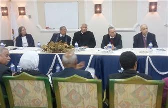 محافظ الوادي الجديد: أبو طرطور يمثل أهم جوانب التنمية للوادي وجنوب مصر | صور