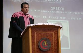 عبدالغفار يفتتح فعاليات الملتقى الأول للجامعات المصرية للطلاب الوافدين بجامعة المنصورة | صور