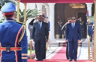 """""""المحافظين"""": زيارة البشير إلى مصر لتعزيز العلاقات الثنائية بين البلدين"""