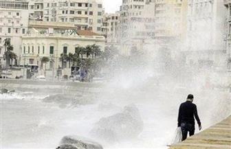 """""""نوة الكرم"""" تغلق بوغاز ميناءي الإسكندرية والدخيلة"""