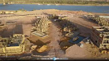 تعرف على تفاصيل مشروع  تطوير الشريط النهري بمدينة أسوان الجديدة