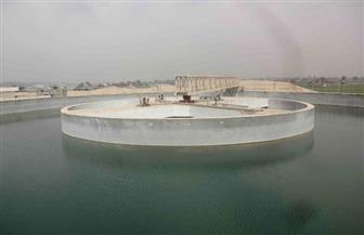 إعادة تشغيل محطات مياه الشرب المتوقفة بمركز دار السلام في سوهاج | صور