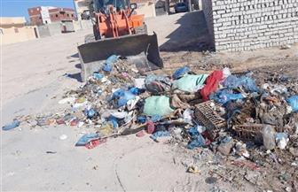 محافظ مطروح: خطة شاملة للنظافة في مدن المحافظة | صور