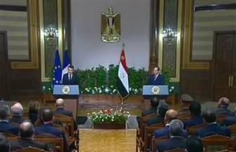 الرئيس السيسي: مؤسسات المجتمع المدني تتضافر لتطوير منظومة حماية حقوق الإنسان