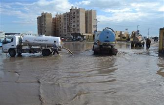 «الإسكان»: نشارك بـ25 شركة في أعمال شفط مياه الأمطار