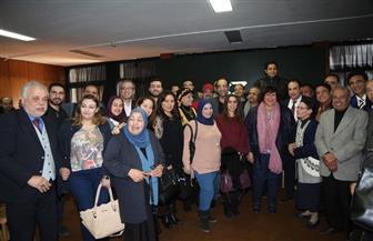 إيناس عبد الدايم توجه بمراعاة متطلبات ذوي القدرات الخاصة في مشروع تطوير معهد الموسيقى العربية
