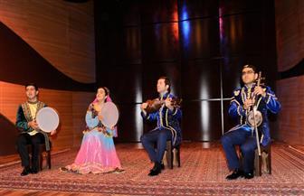 فرقة أذربيجانية تقدم عروضا فلكلورية وفنية بالمهرجان الثقافي والفني الأول لدول التعاون الإسلامي