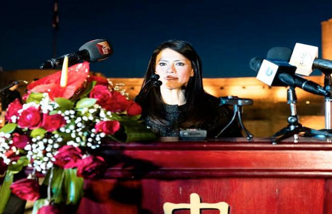 وزيرة السياحة: السوق الصينية أحد أهم الأسواق الواعدة بالنسبة لمصر  صور -