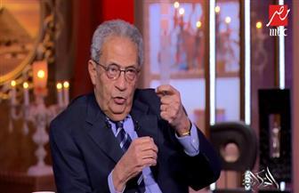 عمرو موسى: أحيي شهداء الشرطة.. والمصريون خرجوا للتغير في 25 يناير.. وكان لابد من رحيل الإخوان