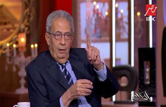 عمرو موسى: تعديل الدستور لابد أن يتم باحترافية شديدة
