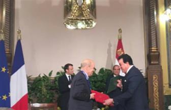 تفاصيل اتفاقية إعادة تأسيس الجامعة الفرنسية في مصر