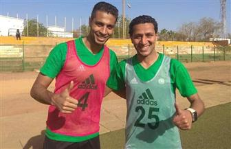 نجاح أمين عمر وسمير جمال فى اختبارات اللياقة البدنية لأمم إفريقيا بالنيجر