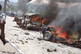 مقتل وإصابة 7 فى انفجار بالعاصمة الصومالية مقديشو