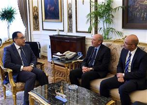 مدبولي مستقبلا رئيس أورانج: نتطلع لزيادة وتنوع استثمارات الشركة في مصر
