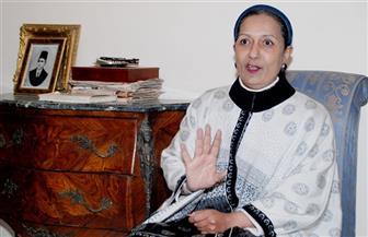 وفاة كاميليا السادات عن عمر يناهز 74 عاما