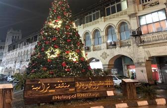 """رئيس مؤسسة """"تراث مصر الجديدة"""": أعدنا تجميل شجرة الكريسماس وطالبنا بفتح تحقيق فيما حدث"""