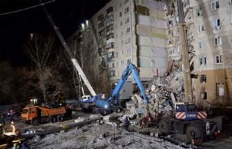 ارتفاع عدد قتلى انهيار عقار سكني في روسيا إلى 37
