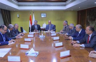 تنسيق بين وزارة النقل ومحافظة القاهرة لتطوير المنطقة المحيطة بمحطة المرج الجديدة   صور