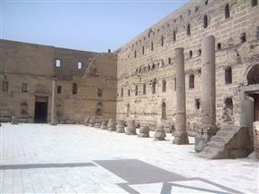 تعرف على الدير الأبيض أشهر الآثار القبطية والسياحية في سوهاج | صور