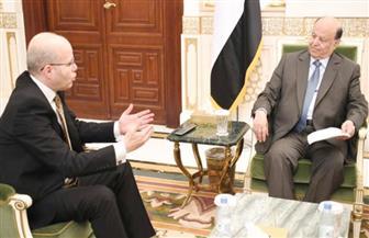 """الرئيس اليمنى لـ""""الأهرام العربي"""": حررنا أكثر من 85% من مساحة الوطن.. ومصر هى القلب العربى النابض"""
