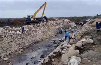 المشروع القومي لتبطين الترع يوفر 5 مليارات متر مكعب من المياه المهدرة