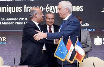 «مصيلحي»: 80 مليون يورو منحة فرنسية لتقديم الدعم الفني لإدارة الأسواق وتدريب الكوادر