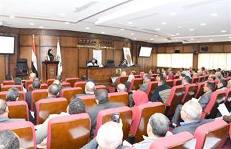 تدريب 180 من ممثلي المحافظات المتقدمين لجائزة مصر للتميز الحكومي |صور