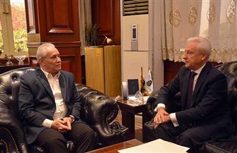 سفير بيلاروسيا يعرب عن سعادته بزيارة الأقصر |فيديو وصور