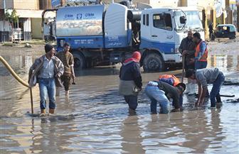 تضامن الدقهلية: صرف مساعدات للمتضررين من موجه الطقس السيء